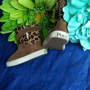 Polo By Ralph Lauren Polo Boots